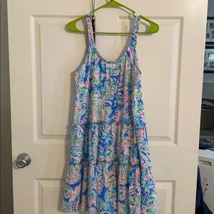 BNWOT Lilly Pulitzer Loro dress size medium